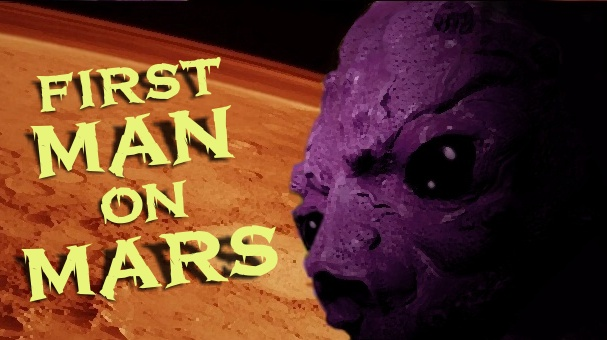 science fiction horror comedy first man on mars