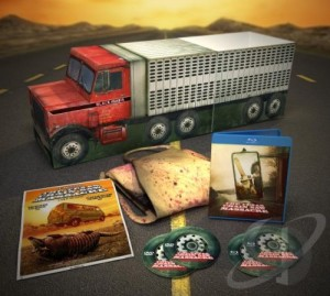 texas chainsaw gift set dvds
