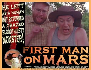 first man on mars movie review