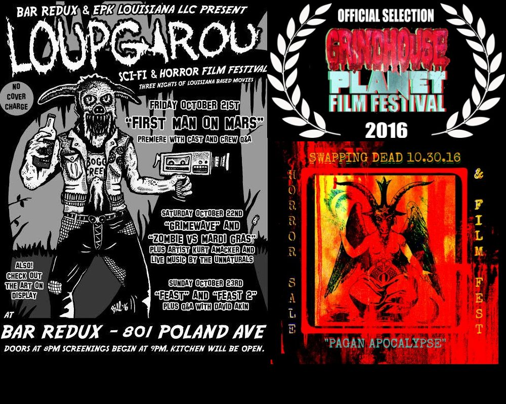 horror film festivals 2016