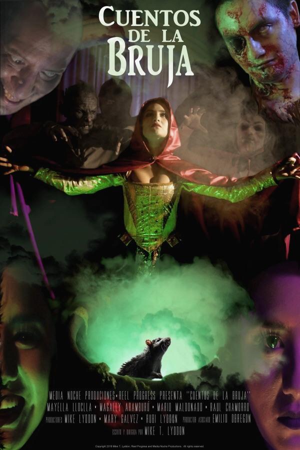 horror anthology cuentos de la bruja