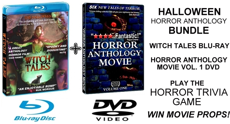 halloween horror bundle bluray dvd sale